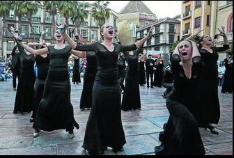 El Ciclo de Danza del Echegaray cita a la tradición y a lo contemporáneo