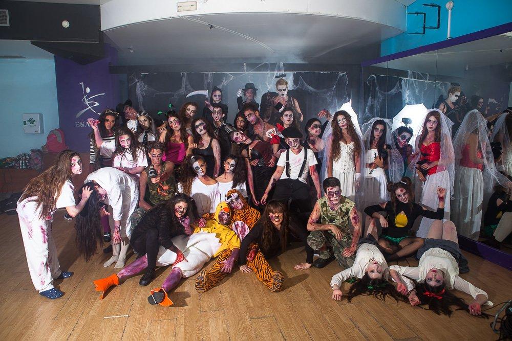 Halloween en ESAEM 2013