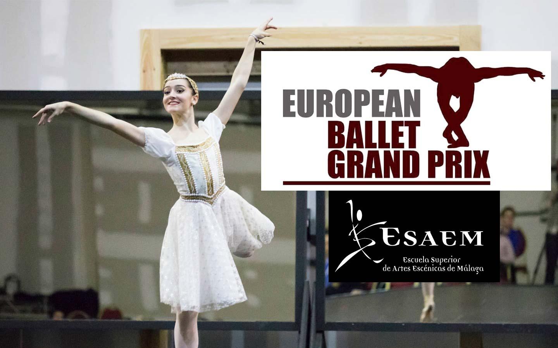 Irene Estevez Hernandez en el European Ballet Grand Prix 2018