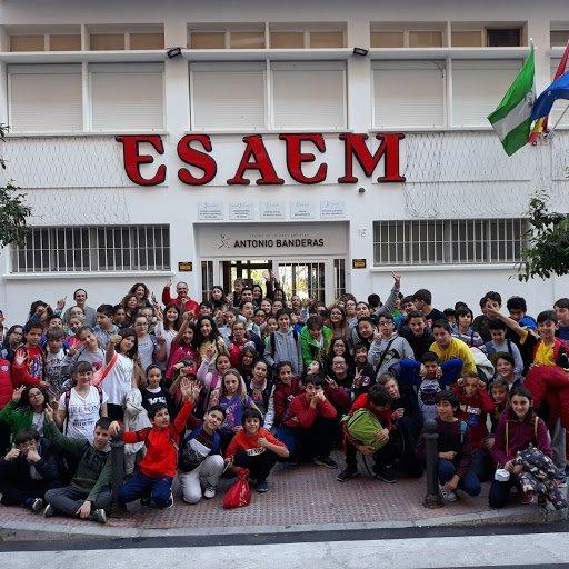 Actividad cultural colegios malaga hip hop