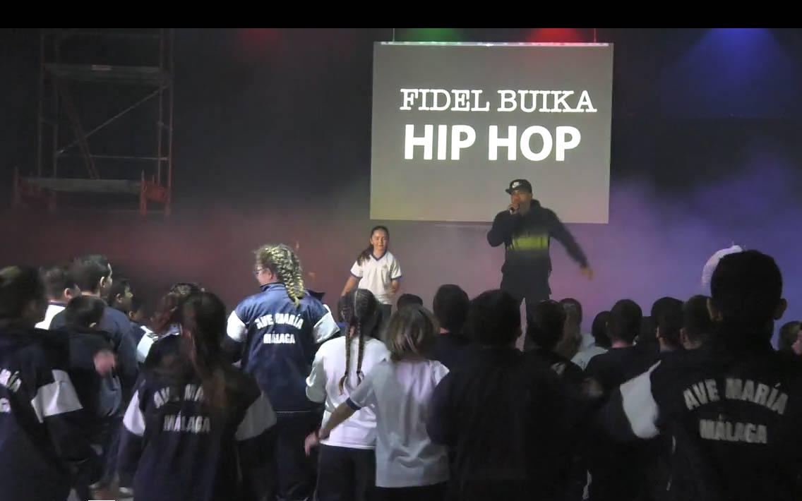 Masterclass hip hop esaem ave maria