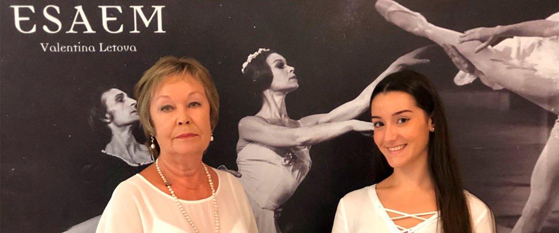 irene estevez teatro bolshoi ballet