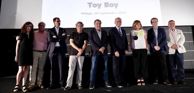 ESAEM participa en los casting de Toy Boy