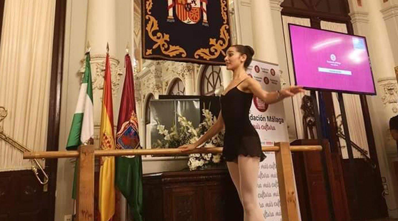 Becas para Irene Estévez en el Teatro Bolshoi