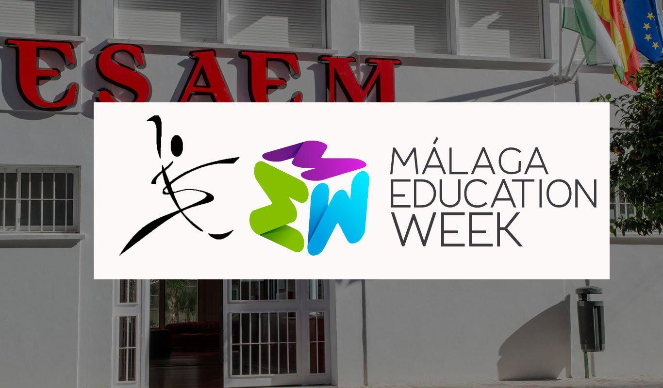 ESAEM en Malaga Education Week