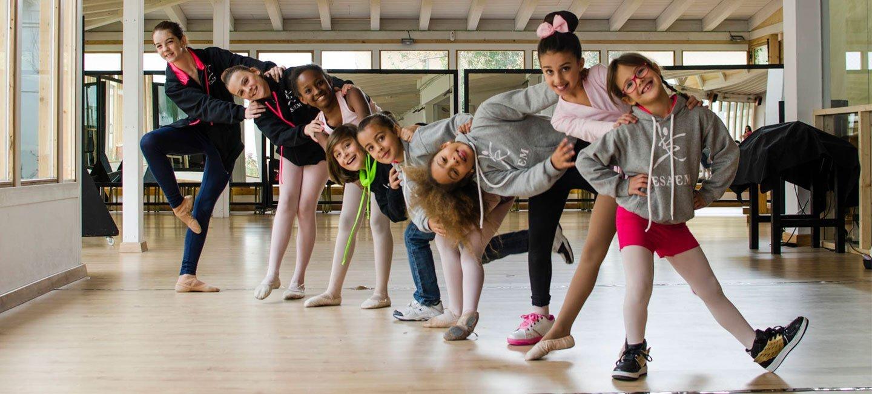 Conservatorio Grado Elemental Danza