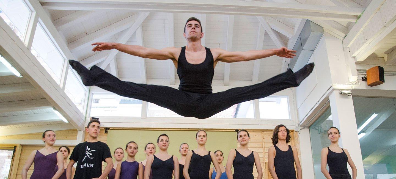 Grado Profesional de Danza