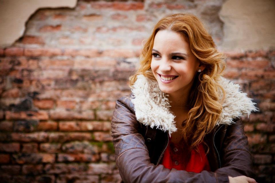"Aída Sánchez, alumna de ESAEM, seleccionada para ""A Chorus Line"""