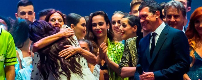 Rosalía arrasa en los MTV Music Awards