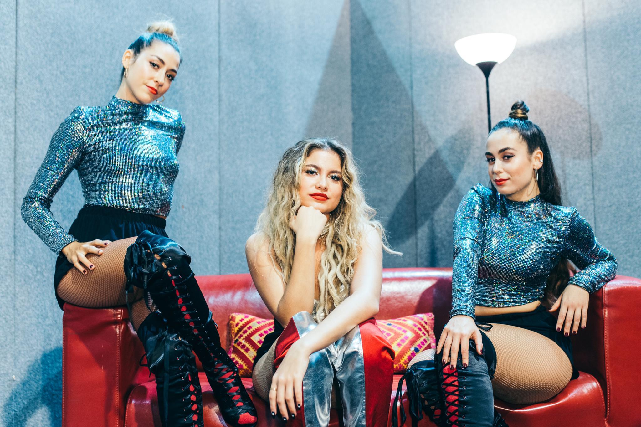 ESAEM vuelve a los MTV EMA 2019 Lena Zafra Sofia Reyes
