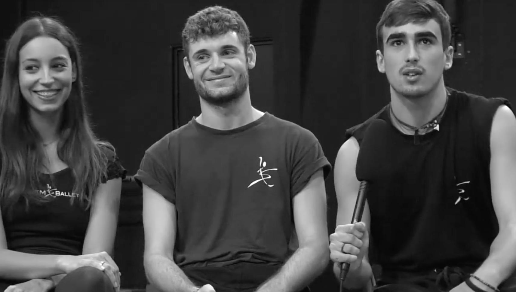 """Artistas de ESAEM hablan de su experiencia en """"A Chorus Line"""""""