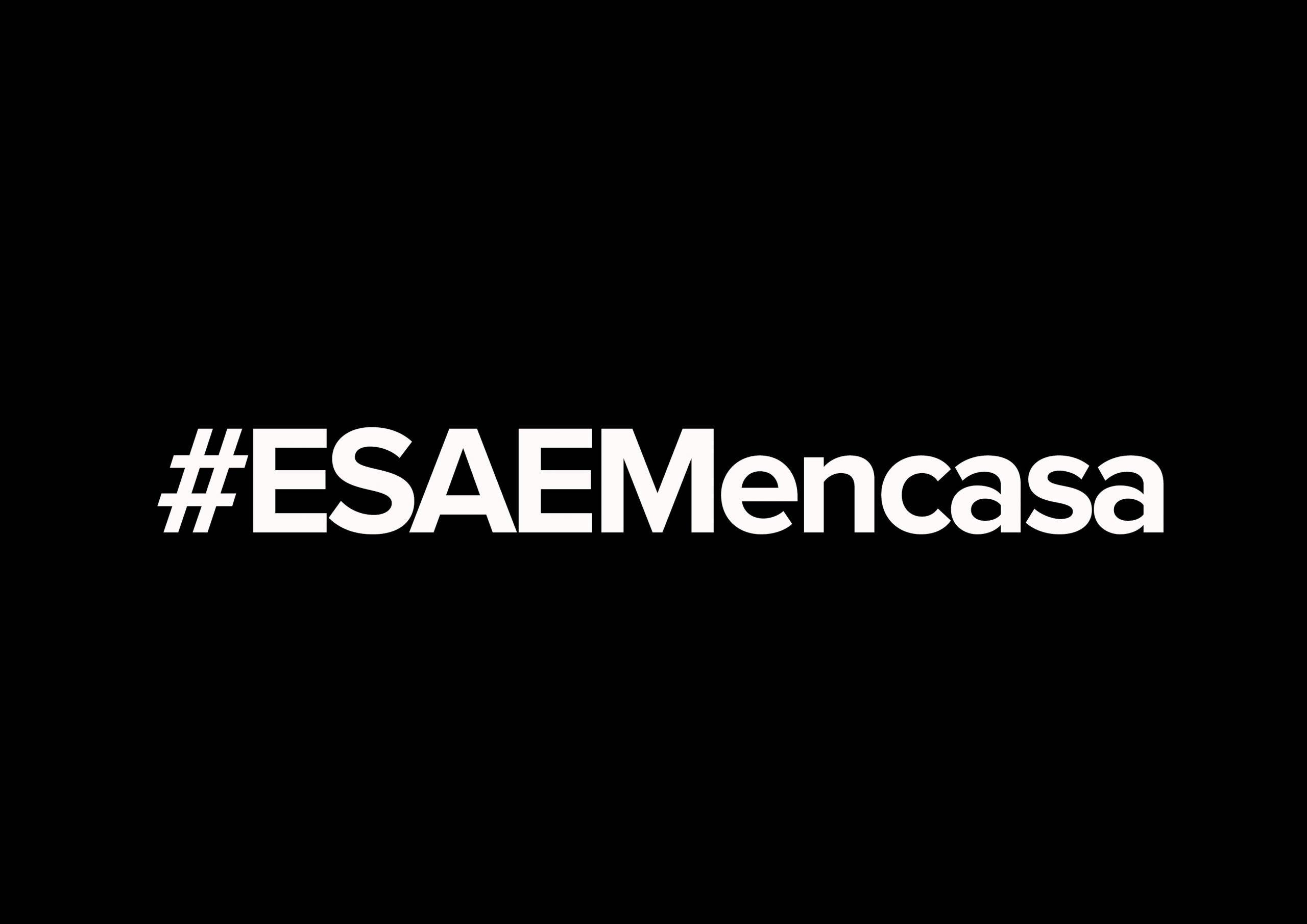Comunicado para todos los alumn@s, padres, profesores y equipo #ESAEM