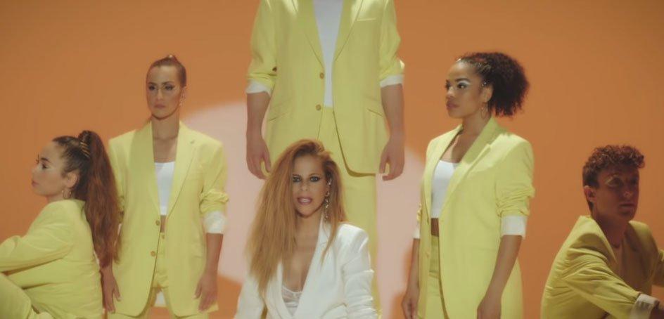 pastora soler y blas cantó nuevo videoclip